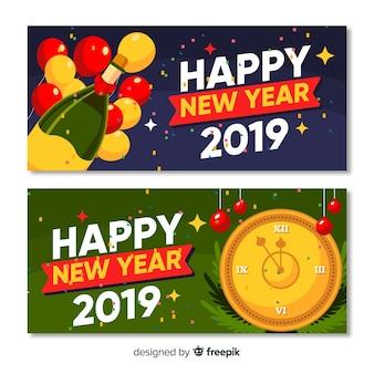 Banner festa di capodanno 2019