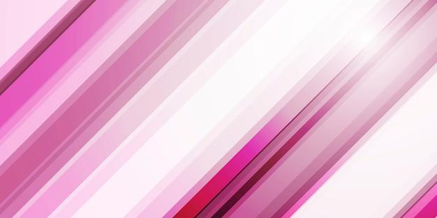 Banner geometrico astratto.