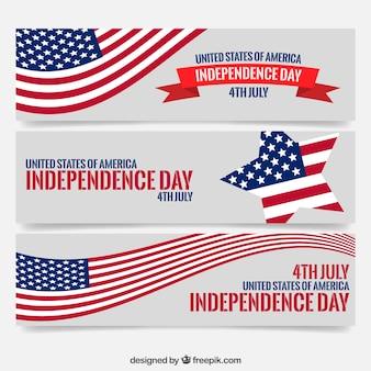Banner giorno dell'indipendenza