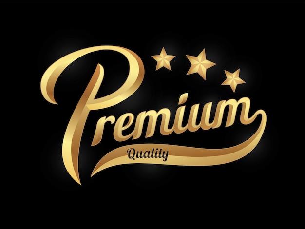Banner lettering di qualità premium.