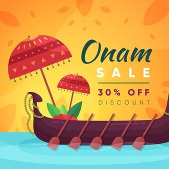 Banner quadrato in vendita onam