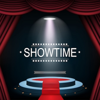 Banner showtime
