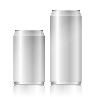 Barattoli di alluminio
