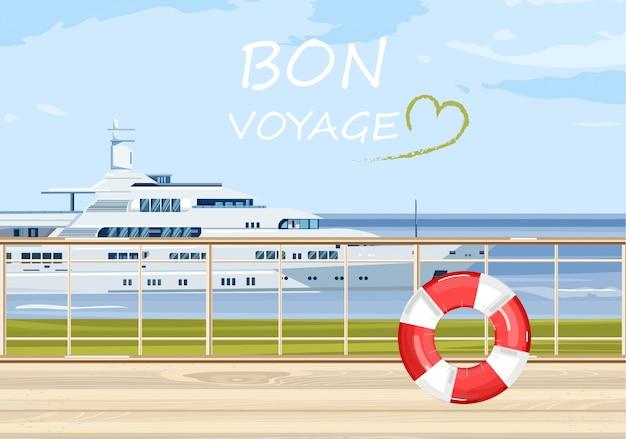 Barca da viaggio