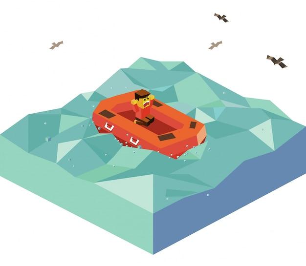Barca di emergenza