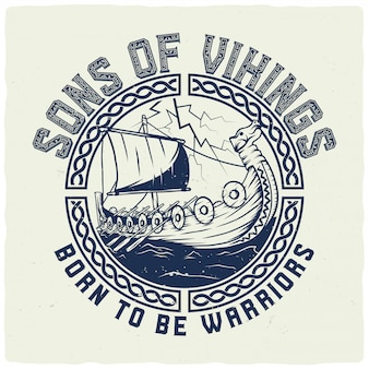 Barca vichinga