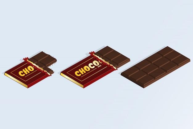 Barretta di cioccolato