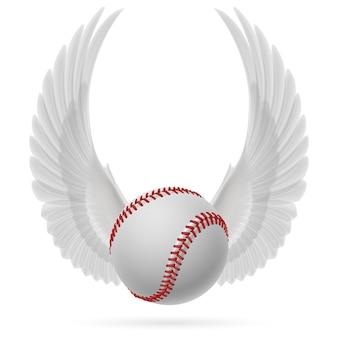 Baseball volante