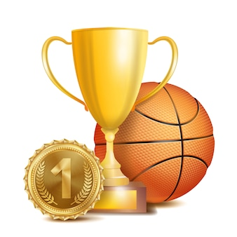 Basket achievement award