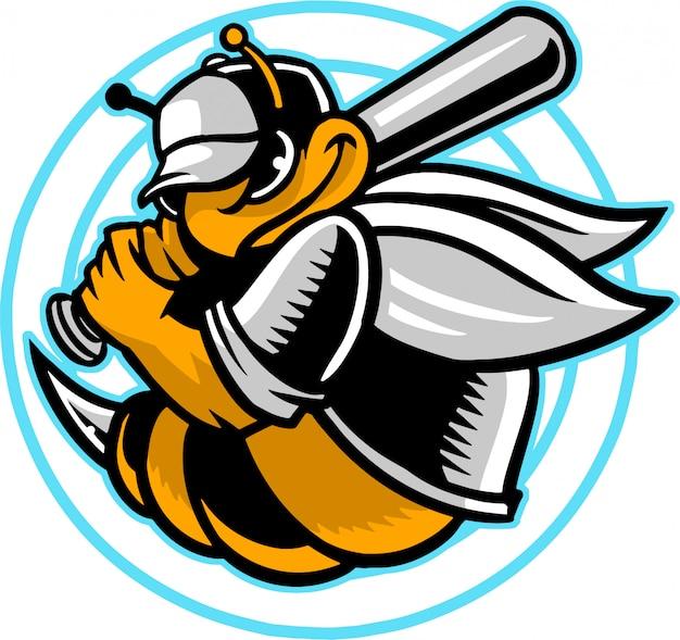 Bee baseball