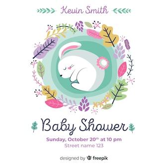 Bel design per la baby shower