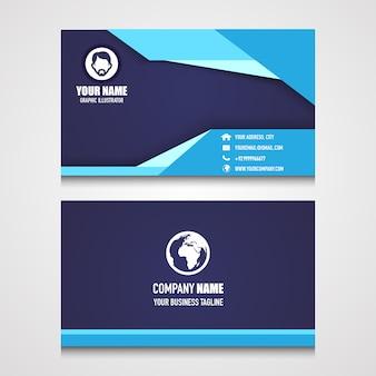 Bella carta di nome per il tuo business