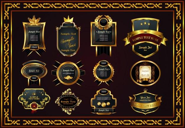 Bella cornice certificato bella per te color oro firmata