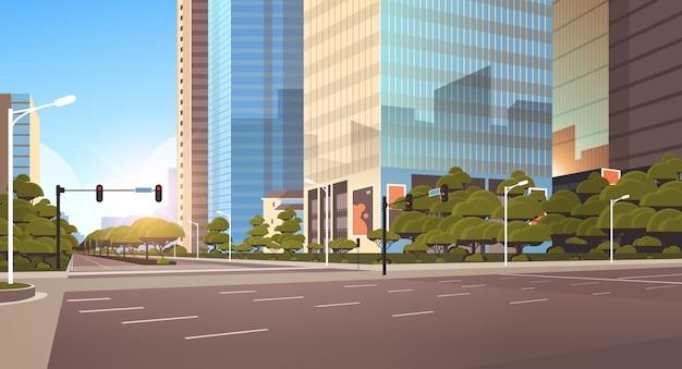 Bella via della città