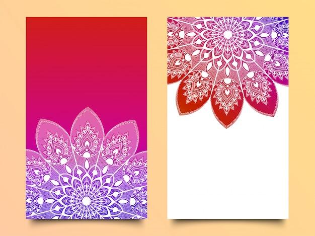 Bellissime carte invito floreale +