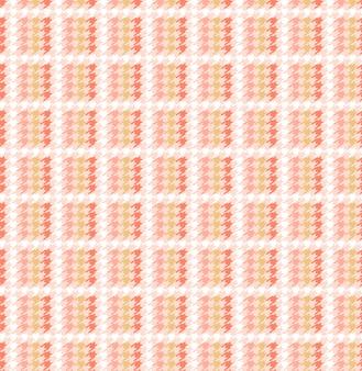 Bellissimo pied de poule griglia pastello dolce a scacchi modello senza cuciture in vettoriale, design per moda, tessuto, carta da parati, ordito e tutti i tipi di grafica