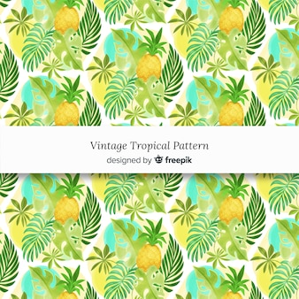 Bellissimo sfondo tropicale