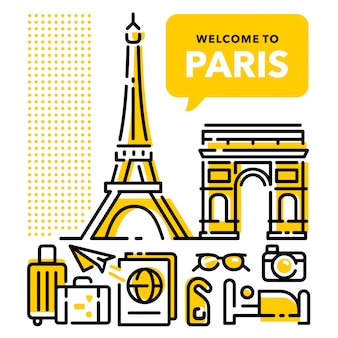 Benvenuto a parigi