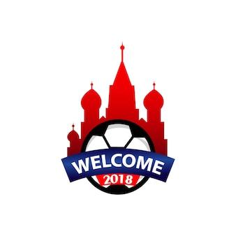 Benvenuto soccer football 2018