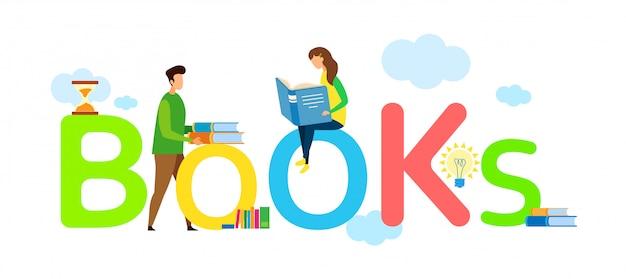 Biblioteca per bambini, categorie di letteratura