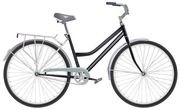 Bicicletta a due ruote a velocità singola