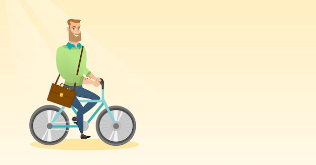 Bicicletta da equitazione uomo