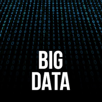 Big data analisi delle informazioni.