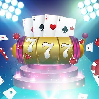 Big win slot 777 banner casino