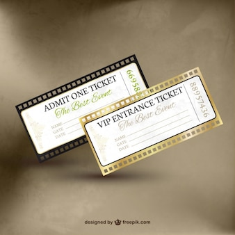 Biglietti d'ingresso vip