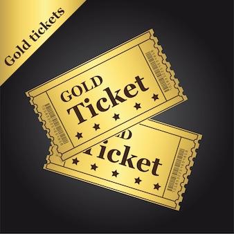Biglietti d'oro