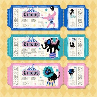 Biglietti per il circo