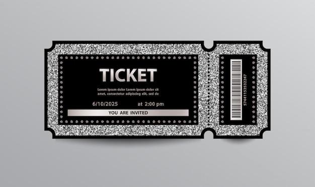 Biglietto d'argento