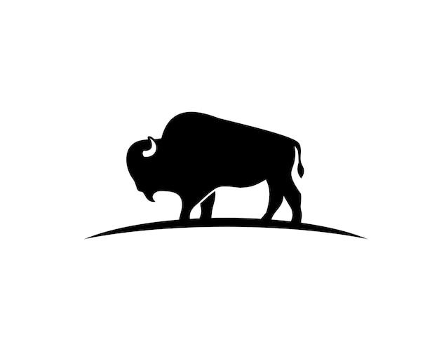 Bison sillhouette