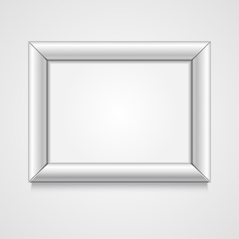 Blocco per grafici bianco con l'illustrazione dello spazio vuoto