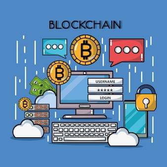 Blockchain decodifica la tecnologia di sicurezza digitale