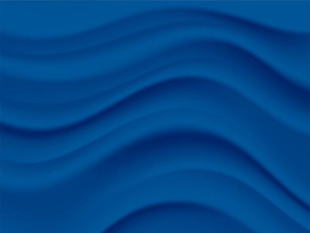 Blu classico del fondo astratto, colore dell'anno