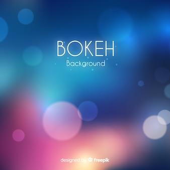 Bokeh astratto
