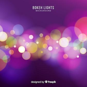 Bokeh illumina la priorità bassa