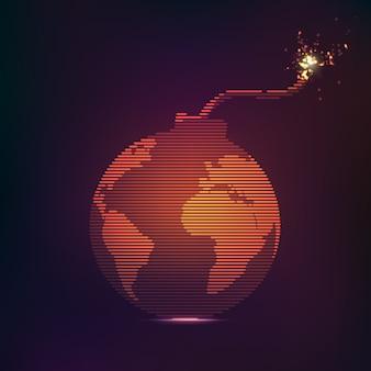 Bomba a globo