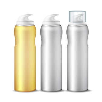 Bomboletta spray realistica