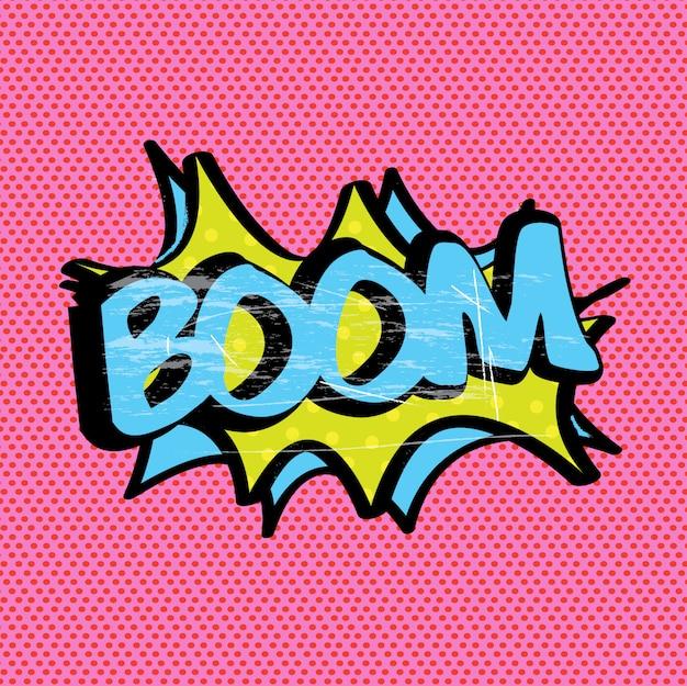 Boom rosa