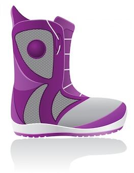 Boot per lo snowboard