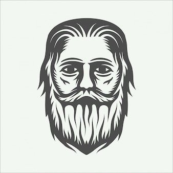 Boscaiolo della barba