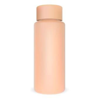 Bottiglia cosmetica tubolare