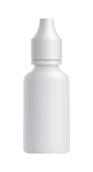 Bottiglia da imballaggio vuota in plastica per farmacia