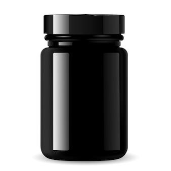 Bottiglia di farmacia per prodotti medicali