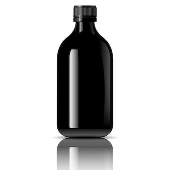 Bottiglia di farmacia per uso medico