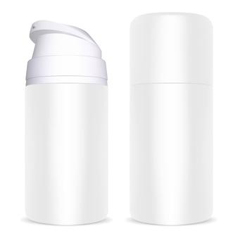 Bottiglia per erogatore di schiuma da barba