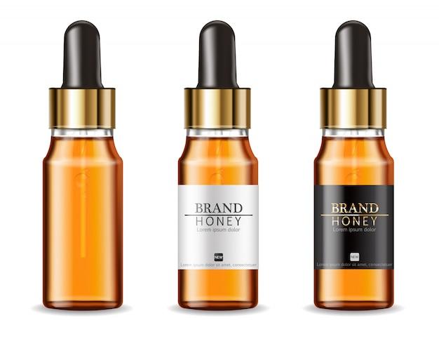 Bottiglie per cosmetici siero