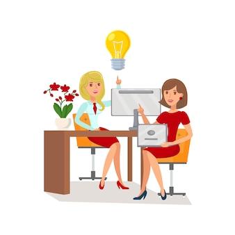 Brainstorming collaboratori